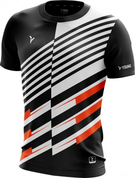 Männer Shirt Fresco 2 - schwarz