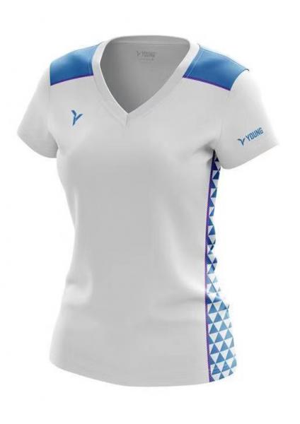 Damen Shirt Fresco 4 white