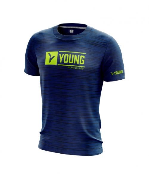 Young Basic Junior Shir in 3 Farbenvarianten
