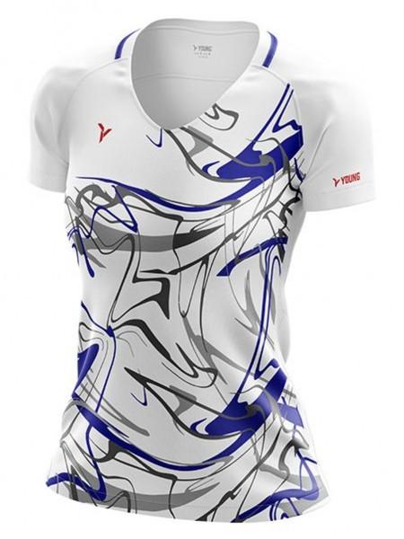 Damen Shirt Fresco 1 white