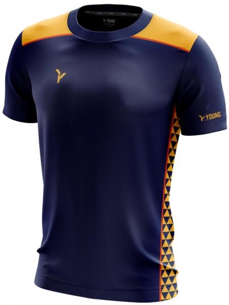 Männer Shirt Fresco 4 navy