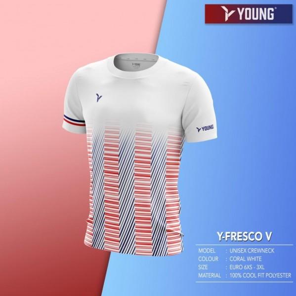 Männer Shirt Fresco 5 white