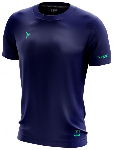 Herren Shirt MR 21 - 3 Farben (navy, orange, grün)