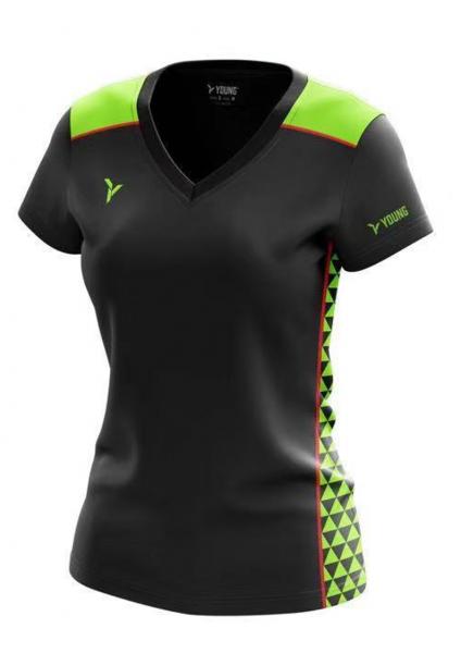 Damen Shirt Fresco 4 black