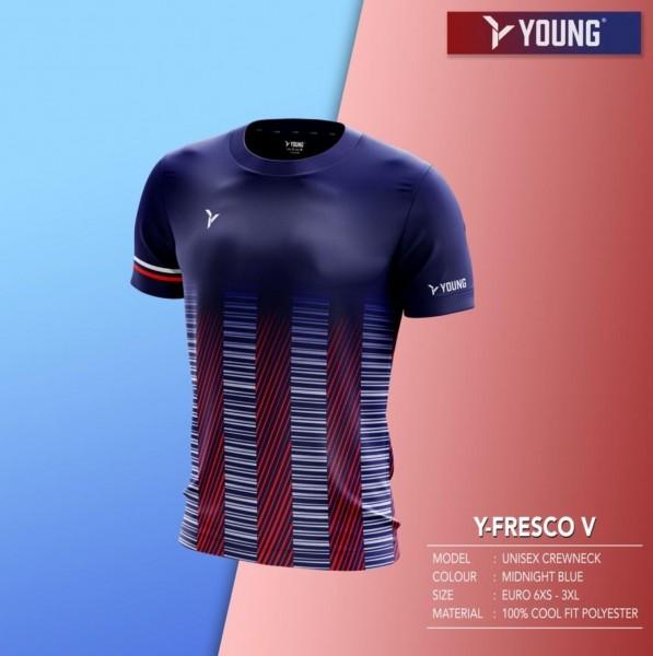 Männer Shirt Fresco 5 navy