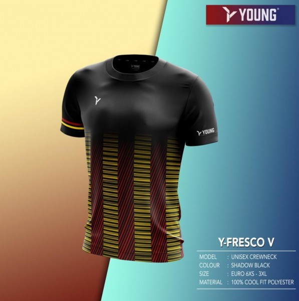 Männer Shirt Fresco 5 black